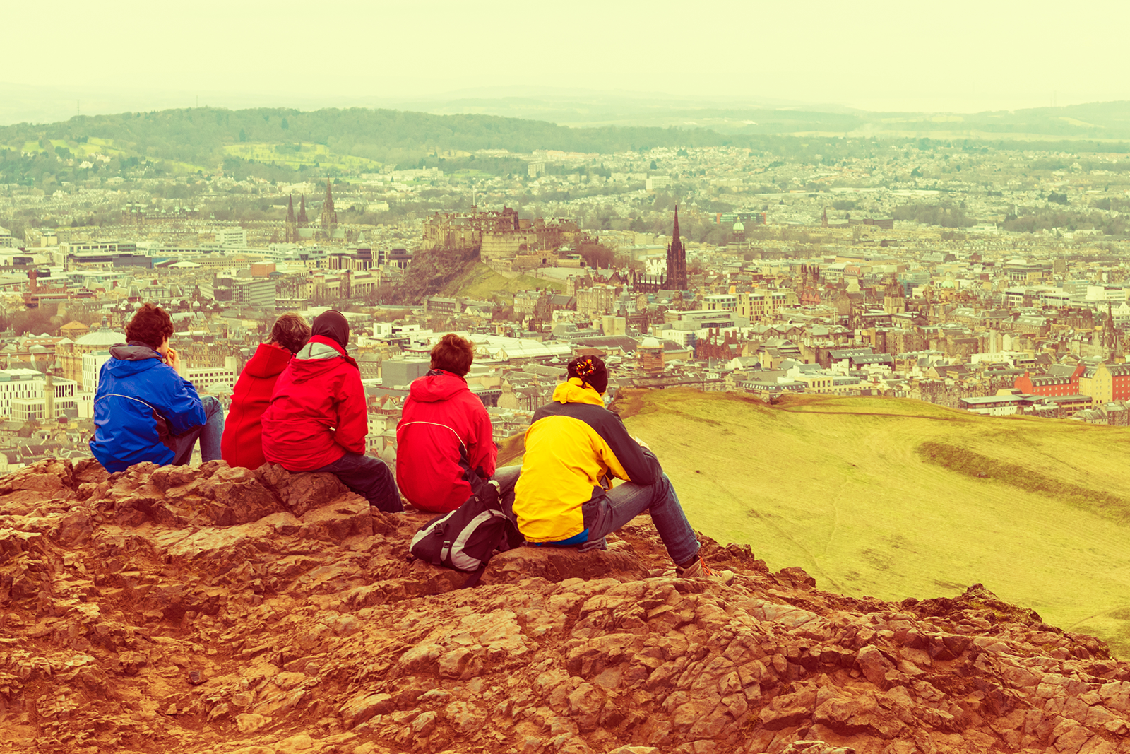 family activities this Easter in Edinburgh